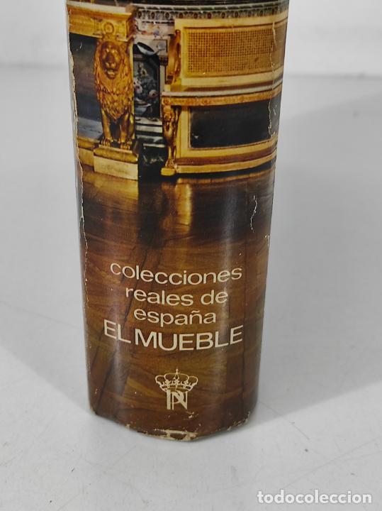 Libros de segunda mano: Colecciones Reales de España El Mueble - L. Feduchi - Editorial Patrimonio Nacional - Año 1965 - Foto 16 - 237250875