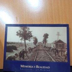 Libros de segunda mano: LIBRO CUENCA MEMORIA Y REALIDAD CASTILLA LA MANCHA. Lote 237342460