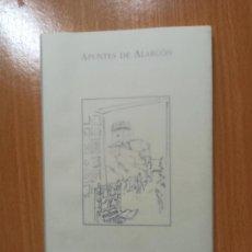 Libros de segunda mano: LIBRO CUENCA APUNTES DE ALARCON RAFAEL ALFARO. Lote 237350910