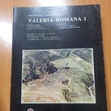 Libros de segunda mano: LIBRO CUENCA ARQUEOLOGIA CONQUENSE VALERIA ROMANA I. Lote 237351520