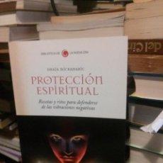 Livres d'occasion: PROTECCIÓN ESPIRITUAL, DRAJA MICKAHARIC, ED. SALVAT. Lote 237369840