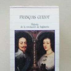 Libros de segunda mano: FRANÇOIS GUIZOT. Lote 237408400