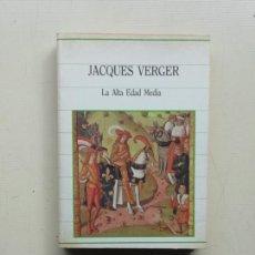 Libros de segunda mano: JACQUES VERGER. Lote 237409205