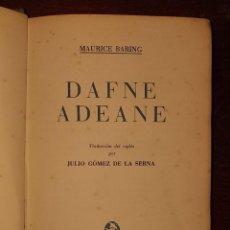 Libros de segunda mano: DAFNE ADEANE. Lote 237529380