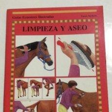 Libros de segunda mano: LIMPIEZA Y ASEO SUSAN MCBANE GUIAS ECUESTRES ILUSTRADAS HISPANO EUROPEA. Lote 237785060