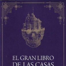 Livros em segunda mão: EL GRAN LIBRO DE LAS CASAS ENCANTADAS - CLARA TAHOCES - EDICIONES LUCIÉRNAGA, 1ª ED. 2019.. Lote 237845555