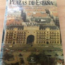 Libros de segunda mano: LIBRO PLAZAS DE ESPAÑA , DE WIFREDO RINCÓN GARCÍA . EDITORIAL ESPASA CALPE S.A 1.998. Lote 237862495