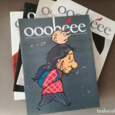 Libros de segunda mano: OOOHEEE - Nº 1 - 2 - 3 - 4 - 5 - ESTUDIS SOBRE CREACIO I EDICIO INFANTIL I JUVENIL ILLES BALEARS -. Lote 237885215