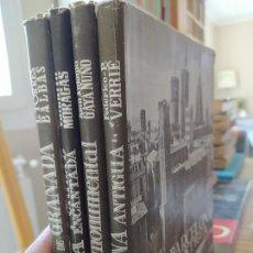Libros de segunda mano: LOTE 4LIBROS, LOS MONUMENTOS CARDINALES DE ESPAÑA, ED. PLUS ULTRA. TODOS EN BUEN ESTADO. AÑOS 50. Lote 238033245