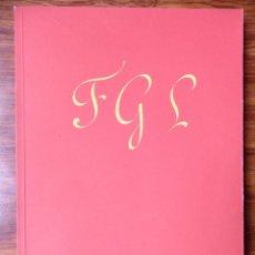 Libros de segunda mano: BOLETIN DE LA FUNDACIÓN FEDERICO GARCIA LORCA 5 (HOMENAJE A RAMÓN GOMEZ DE LA SERNA). Lote 238206500
