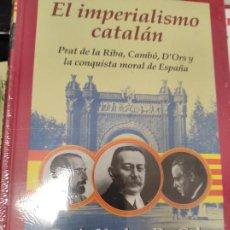 Libros de segunda mano: EL IMPERIALISMO CATALAN - ENRIC UCELAY - EDITORA Y DISTRIBUIDORA HISPANO AMERICANA ENSAYO HISTÓRICO. Lote 287863113