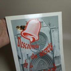 Libros de segunda mano: DESCOBREIX ELS SECRETS DE LA CATEDRAL.DE TARRAGONA... QUADERN DE TREBALL....ISBN:84-699-9747-5. Lote 238864765