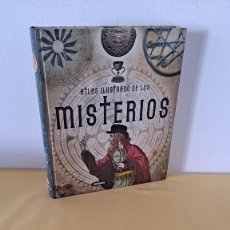 Libros de segunda mano: IRENE BELLINI Y DANILO GROSSI - ATLAS ILUSTRADO DE LOS MISTERIOS - EDICIONES SUSAETA 2010. Lote 239443445