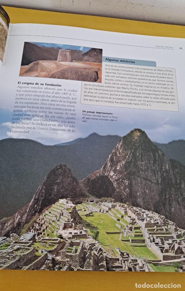 Libros de segunda mano: IRENE BELLINI Y DANILO GROSSI - ATLAS ILUSTRADO DE LOS MISTERIOS - EDICIONES SUSAETA 2010 - Foto 5 - 239443445