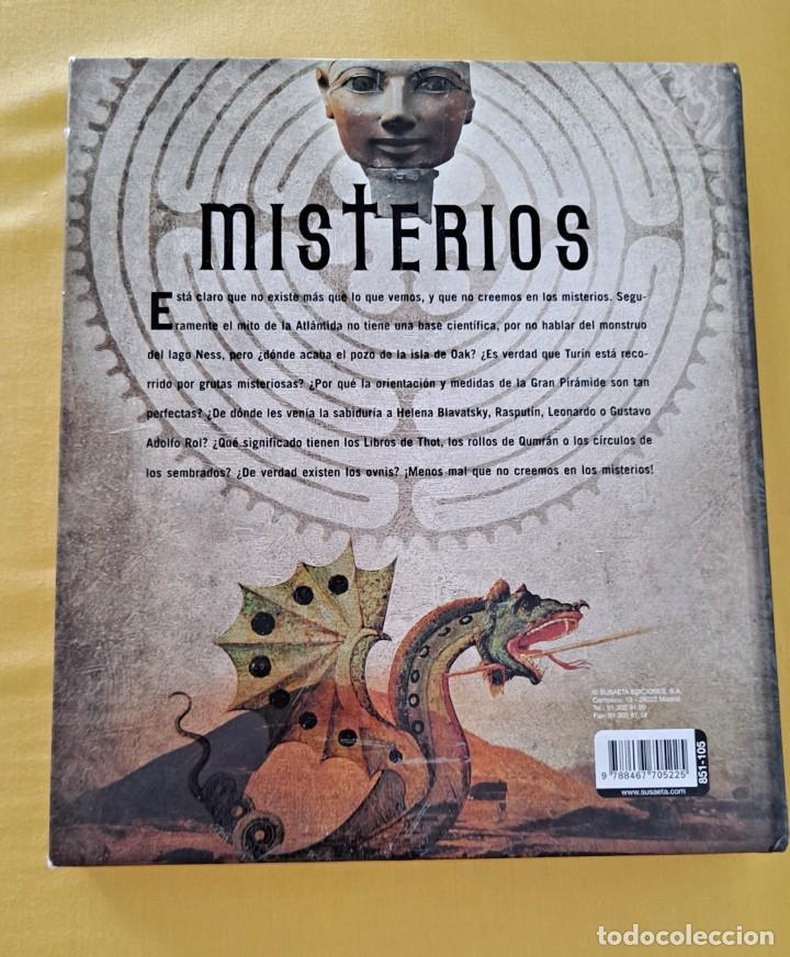 Libros de segunda mano: IRENE BELLINI Y DANILO GROSSI - ATLAS ILUSTRADO DE LOS MISTERIOS - EDICIONES SUSAETA 2010 - Foto 8 - 239443445