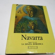 Libros de segunda mano: LUIS MARÍA DE LOJENDIO NAVARRA W5362. Lote 239457330