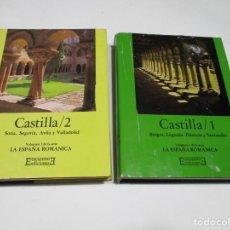 Libros de segunda mano: LUIS MARÍA DE LOJENDIO Y ABUNDIO RODRIGUEZ CASTILLA (2 TOMOS) W5362. Lote 239461605