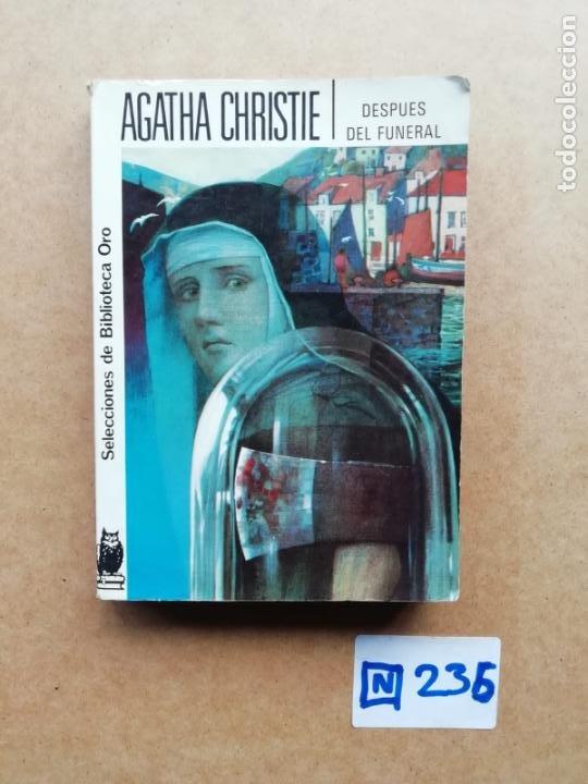 AGATHA CHRISTIE (Libros de Segunda Mano (posteriores a 1936) - Literatura - Otros)