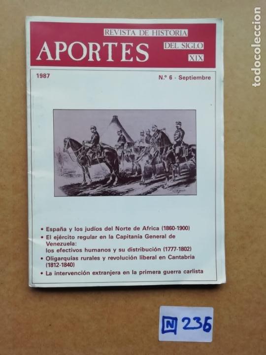 APORTES (Libros de Segunda Mano - Historia - Otros)