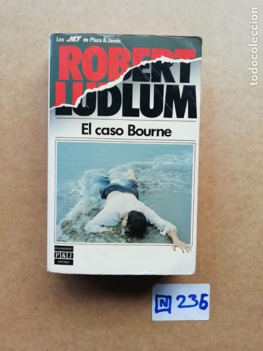 EL CASO BOURNE (Libros de Segunda Mano (posteriores a 1936) - Literatura - Otros)