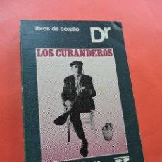 Libri di seconda mano: LOS CURANDEROS. OSUNA, JOSÉ MARÍA. LIBROS DE BOLSILLO AULA DE EDICIONES 1971. Lote 239786125