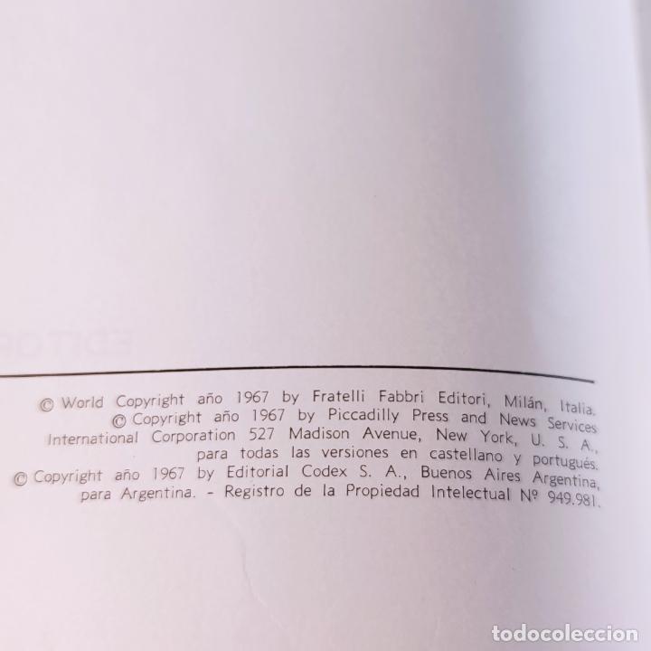 Libros de segunda mano: Enciclopedia histórica del automovilismo mundial. Auto mundo. Pinifarina. 6 tomos. Codex. 1969. - Foto 6 - 239847525