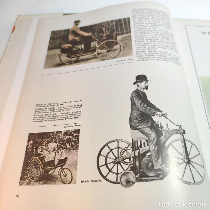 Libros de segunda mano: Enciclopedia histórica del automovilismo mundial. Auto mundo. Pinifarina. 6 tomos. Codex. 1969. - Foto 11 - 239847525