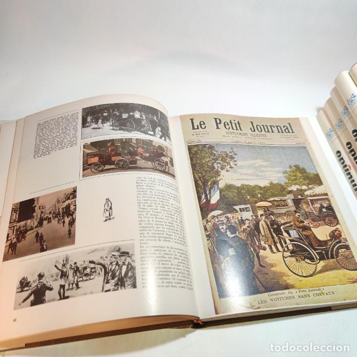 Libros de segunda mano: Enciclopedia histórica del automovilismo mundial. Auto mundo. Pinifarina. 6 tomos. Codex. 1969. - Foto 13 - 239847525