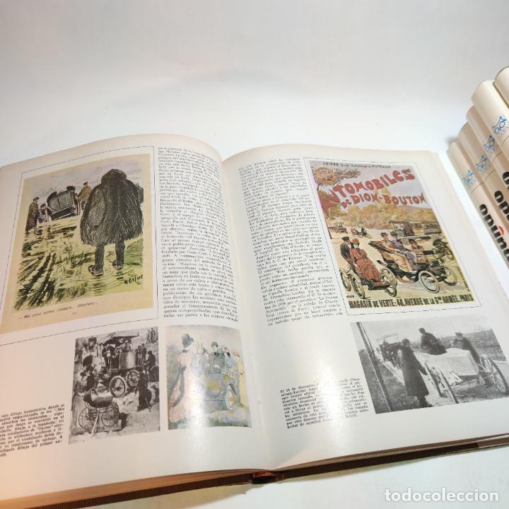 Libros de segunda mano: Enciclopedia histórica del automovilismo mundial. Auto mundo. Pinifarina. 6 tomos. Codex. 1969. - Foto 14 - 239847525