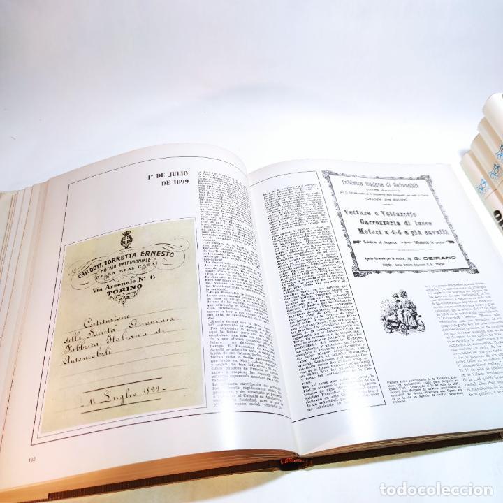 Libros de segunda mano: Enciclopedia histórica del automovilismo mundial. Auto mundo. Pinifarina. 6 tomos. Codex. 1969. - Foto 15 - 239847525