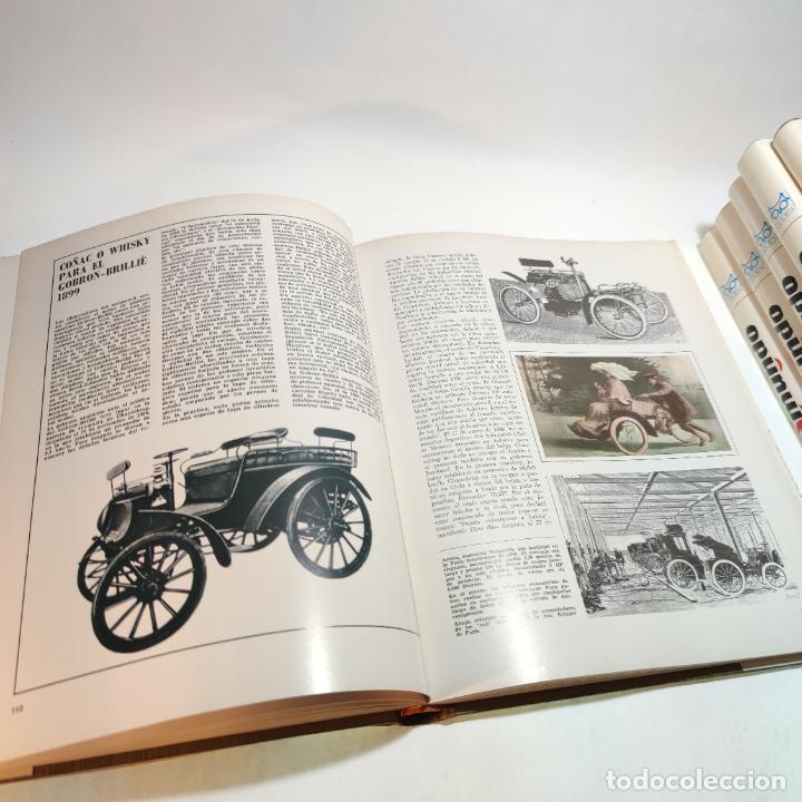 Libros de segunda mano: Enciclopedia histórica del automovilismo mundial. Auto mundo. Pinifarina. 6 tomos. Codex. 1969. - Foto 16 - 239847525