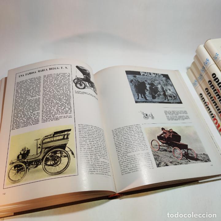 Libros de segunda mano: Enciclopedia histórica del automovilismo mundial. Auto mundo. Pinifarina. 6 tomos. Codex. 1969. - Foto 17 - 239847525