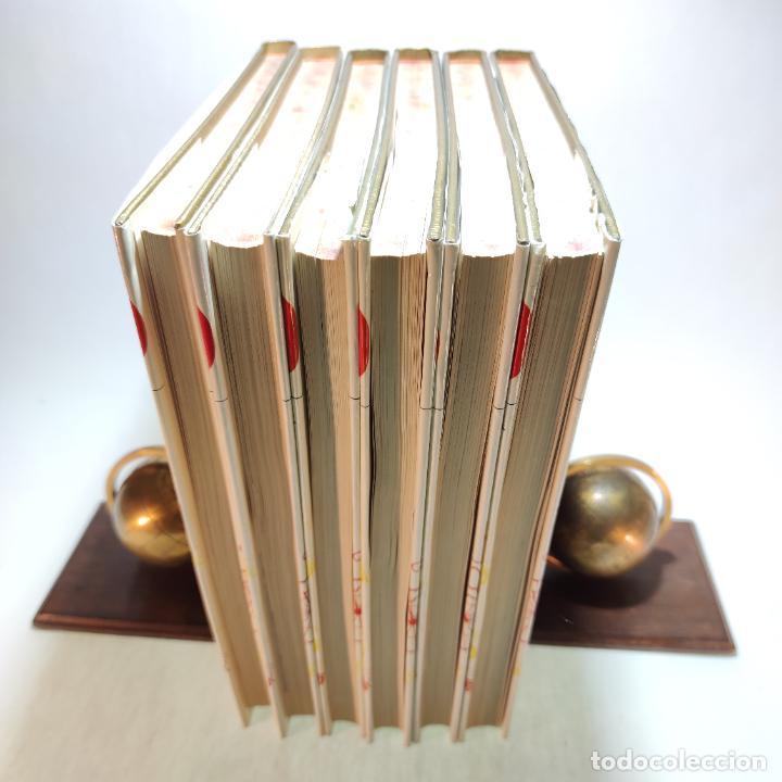 Libros de segunda mano: Enciclopedia histórica del automovilismo mundial. Auto mundo. Pinifarina. 6 tomos. Codex. 1969. - Foto 20 - 239847525