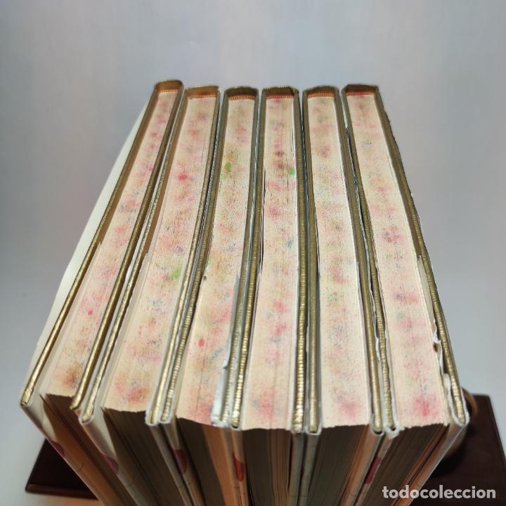 Libros de segunda mano: Enciclopedia histórica del automovilismo mundial. Auto mundo. Pinifarina. 6 tomos. Codex. 1969. - Foto 21 - 239847525