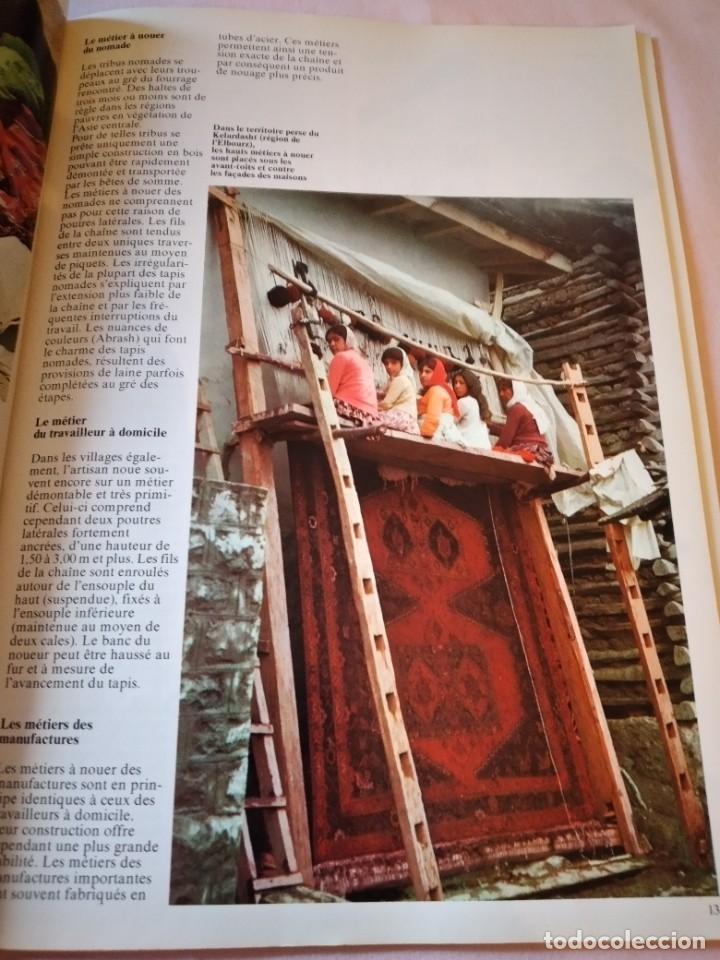 Libros de segunda mano: libro les tapis dorient aujourdhui. años 70,frances - Foto 5 - 239984495