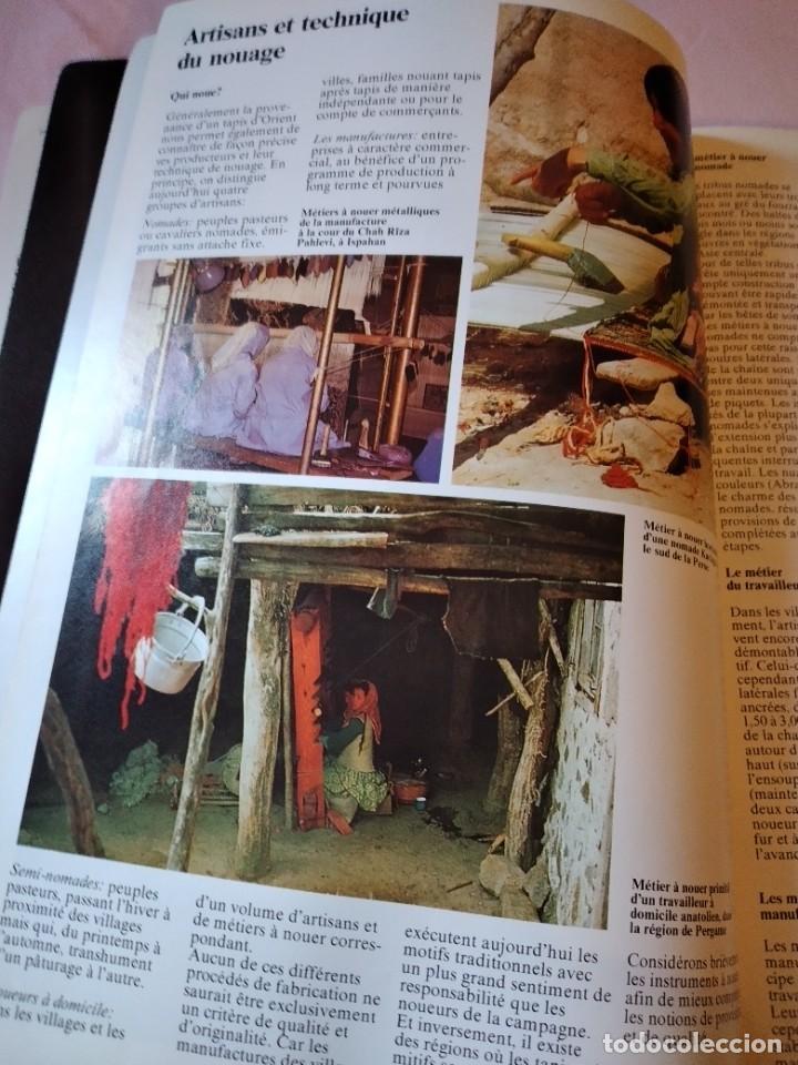 Libros de segunda mano: libro les tapis dorient aujourdhui. años 70,frances - Foto 6 - 239984495