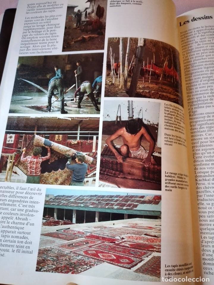 Libros de segunda mano: libro les tapis dorient aujourdhui. años 70,frances - Foto 7 - 239984495