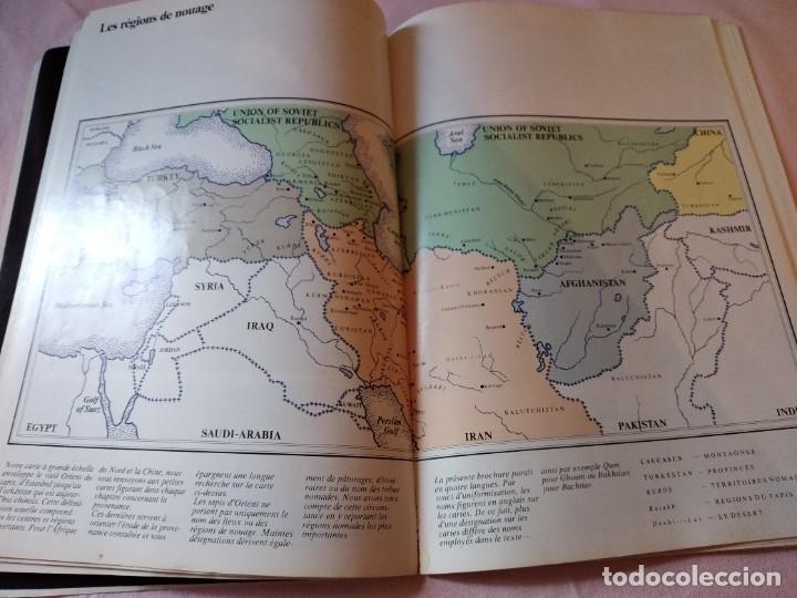 Libros de segunda mano: libro les tapis dorient aujourdhui. años 70,frances - Foto 8 - 239984495