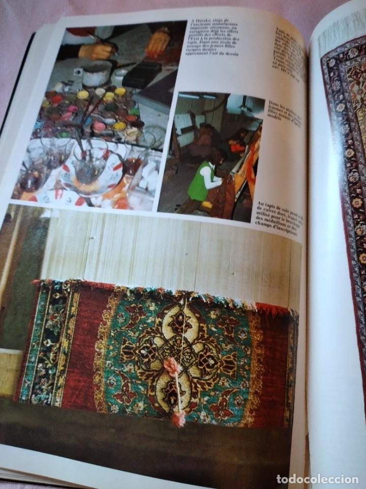 Libros de segunda mano: libro les tapis dorient aujourdhui. años 70,frances - Foto 10 - 239984495
