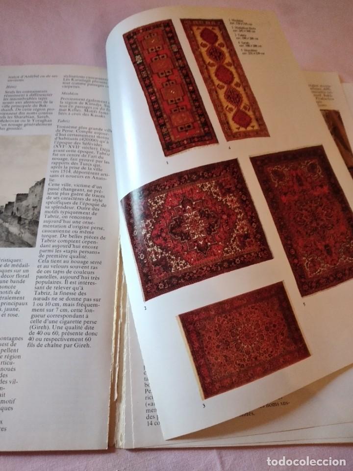 Libros de segunda mano: libro les tapis dorient aujourdhui. años 70,frances - Foto 11 - 239984495
