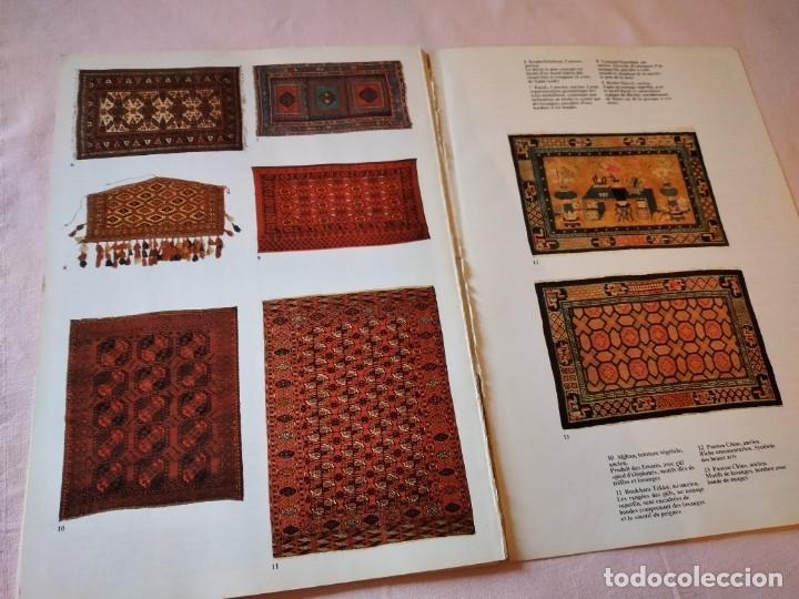 Libros de segunda mano: libro les tapis dorient aujourdhui. años 70,frances - Foto 12 - 239984495