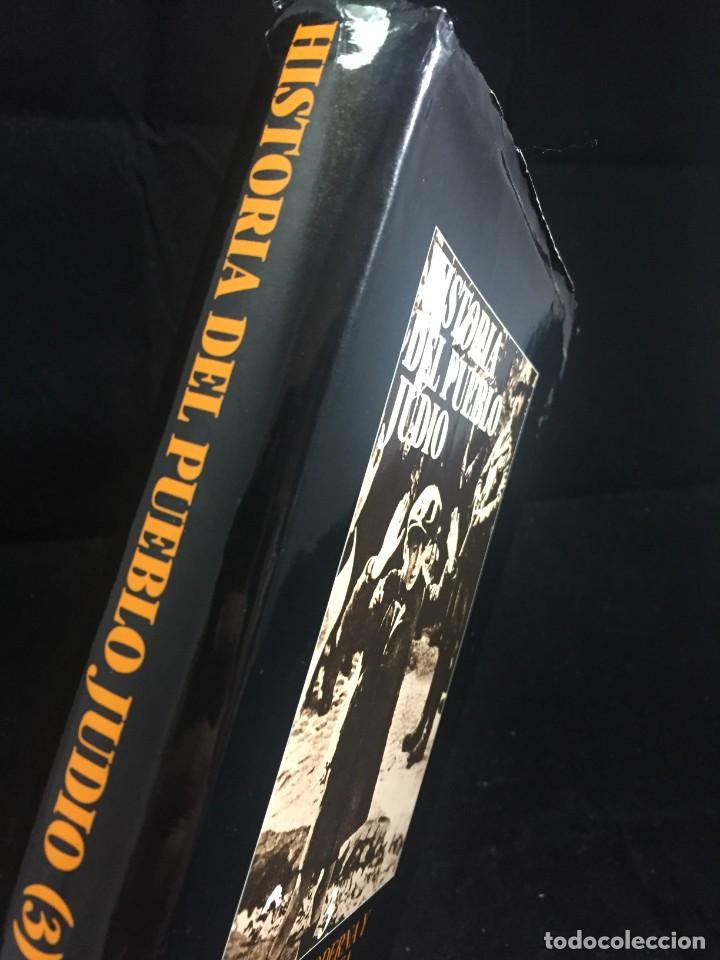 Libros de segunda mano: Historia del pueblo judio 3 Edad Moderna y Contemp. Alianza Editorial. Dirigida por Ben-Sasson. 1988 - Foto 2 - 240014825