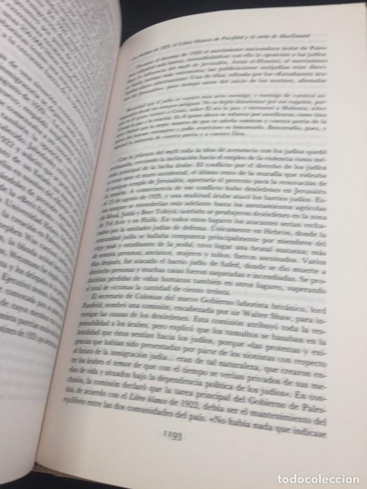 Libros de segunda mano: Historia del pueblo judio 3 Edad Moderna y Contemp. Alianza Editorial. Dirigida por Ben-Sasson. 1988 - Foto 4 - 240014825