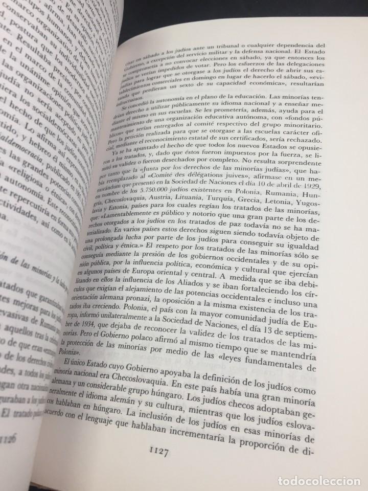 Libros de segunda mano: Historia del pueblo judio 3 Edad Moderna y Contemp. Alianza Editorial. Dirigida por Ben-Sasson. 1988 - Foto 5 - 240014825