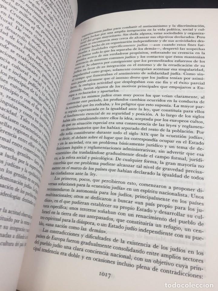 Libros de segunda mano: Historia del pueblo judio 3 Edad Moderna y Contemp. Alianza Editorial. Dirigida por Ben-Sasson. 1988 - Foto 9 - 240014825