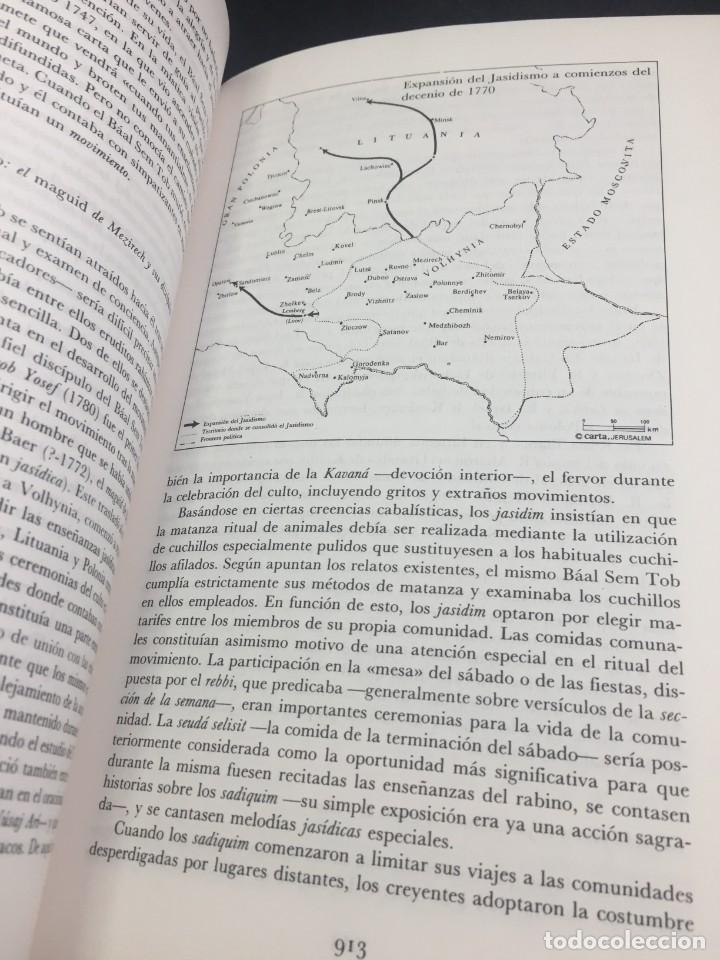 Libros de segunda mano: Historia del pueblo judio 3 Edad Moderna y Contemp. Alianza Editorial. Dirigida por Ben-Sasson. 1988 - Foto 12 - 240014825