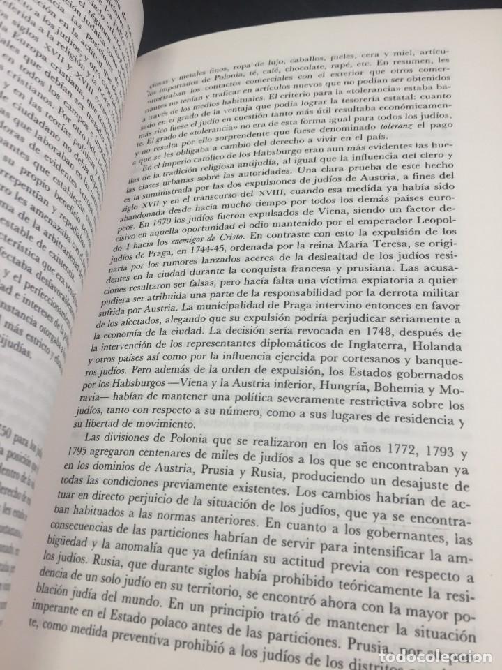 Libros de segunda mano: Historia del pueblo judio 3 Edad Moderna y Contemp. Alianza Editorial. Dirigida por Ben-Sasson. 1988 - Foto 13 - 240014825