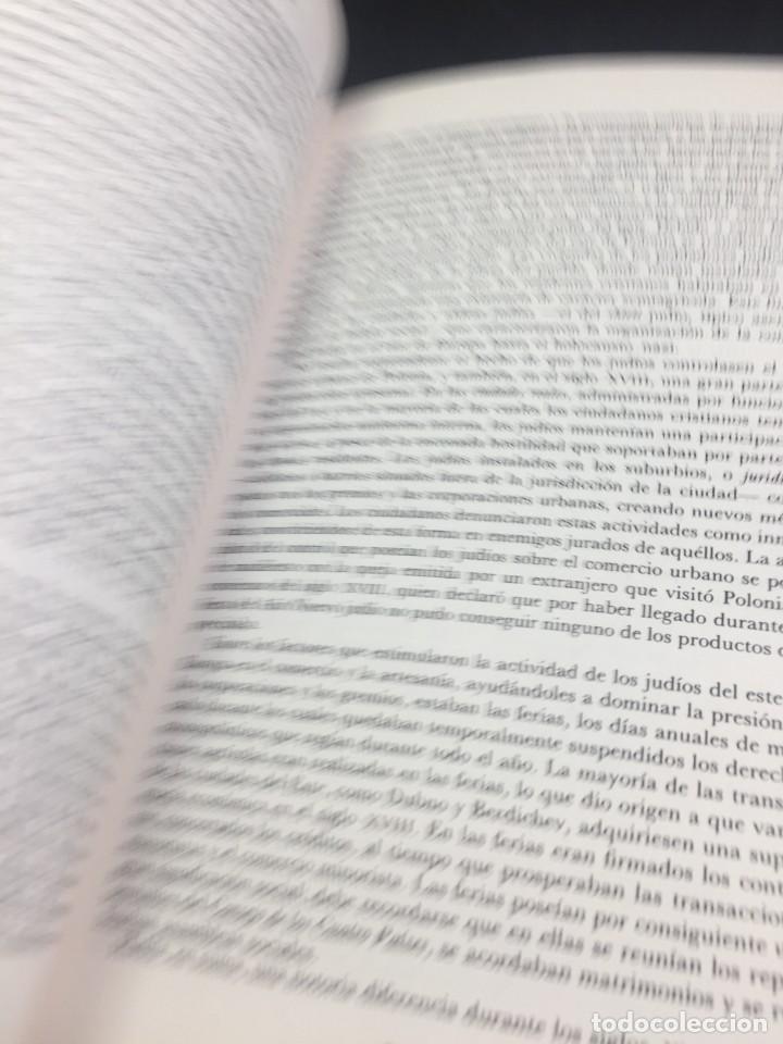 Libros de segunda mano: Historia del pueblo judio 3 Edad Moderna y Contemp. Alianza Editorial. Dirigida por Ben-Sasson. 1988 - Foto 14 - 240014825