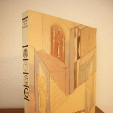 Livros em segunda mão: UTOPÍAS DE LA BAUHAUS. OBRA SOBRE PAPEL. CATÁLOGO EXPOSICIÓN CENTRO DE ARTE REINA SOFÍA 1988.. Lote 240042260