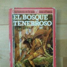 Libri di seconda mano: LIBROJUEGO LUCHA FICCIÓN Nº3 EL BOSQUE TENEBROSO (ALTEA JUNIOR). Lote 240105980